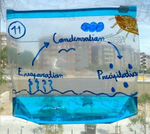 The Water Cycle In A Bag Colegio Reial Monestir De Santa